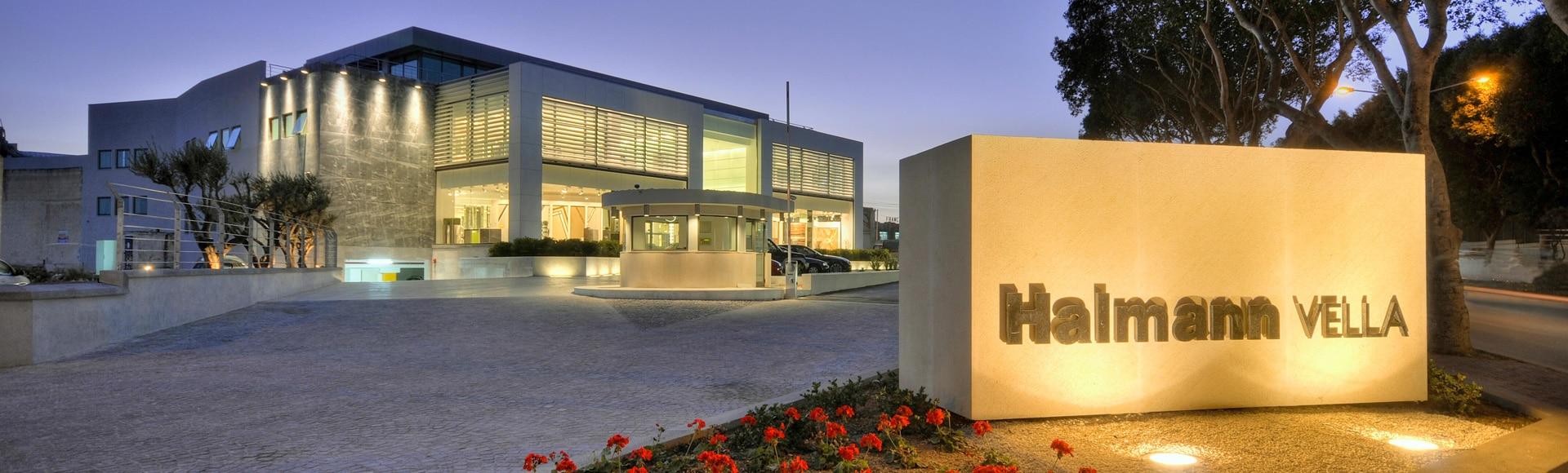 Halmann Business Park