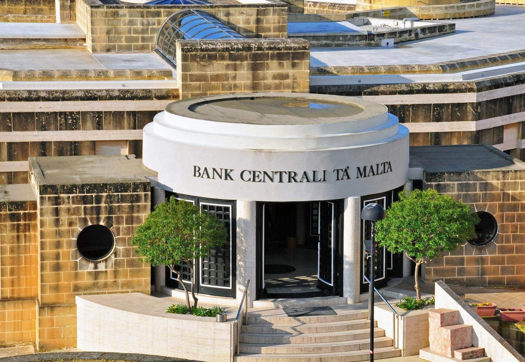 Central Bank Malta Project